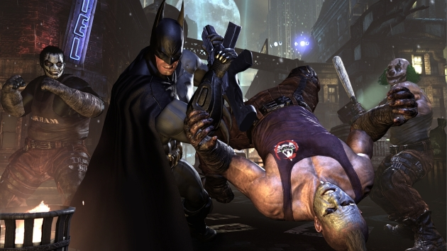 Batman: AC screenshot