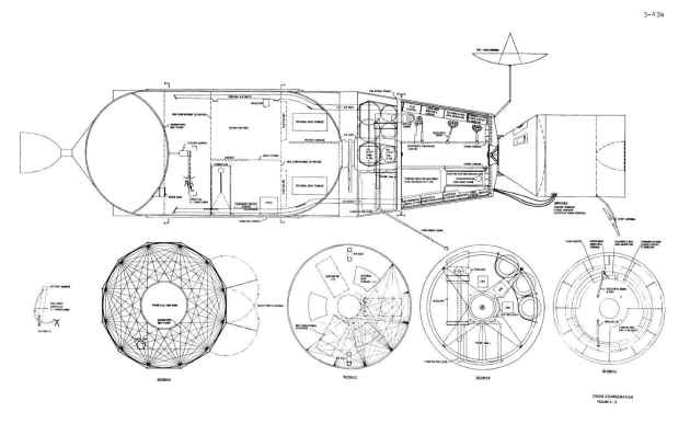 AAP Venus Flyby Schematic
