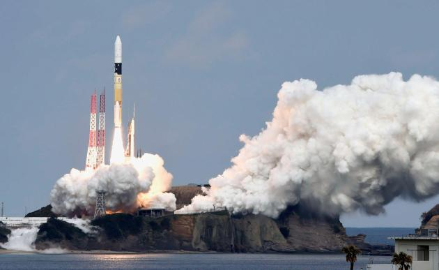 Hayabusa 2 launch