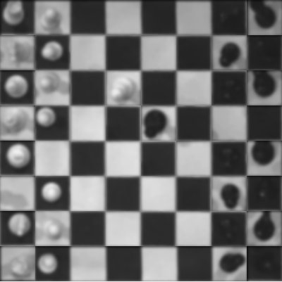 A composite of each square image.