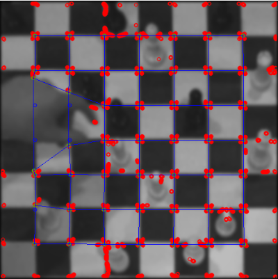 An example of an obscured board.