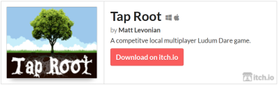 Fake Taproot itch embed