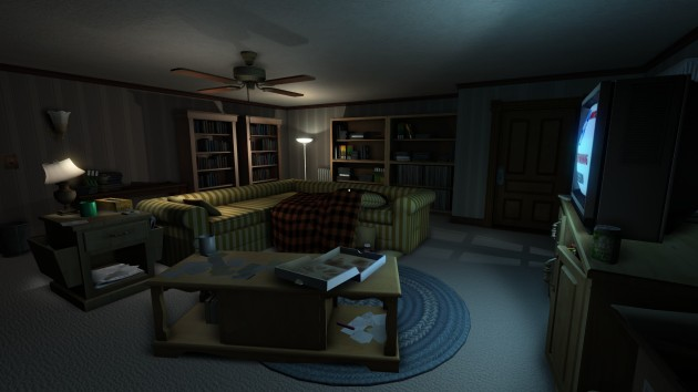 Gone Home screenshot